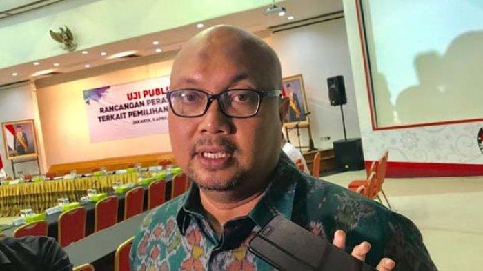Ilham Saputra Plt Ketua KPU RI