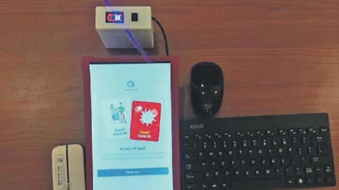 Alat Baru Temuan ITS Surabaya, Deteksi Virus Corona Lewat Bau Keringat Ketiak