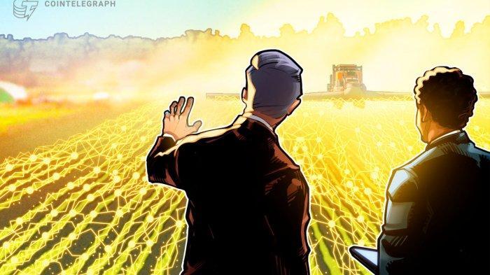Blockchain India Bantu Petani Jual Langsung Hasil Pertanian