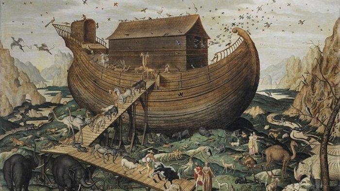 Ilmuwan Turki Klaim Kapal Nabi Nuh Bertenaga Nuklir dan Gunakan Ponsel saat Hubungi Anaknya