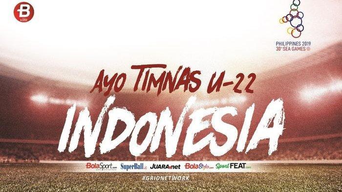 Live Streaming Babak Kedua Timnas U-22 Indonesia Vs Myanmar, Skor Masih Imbang