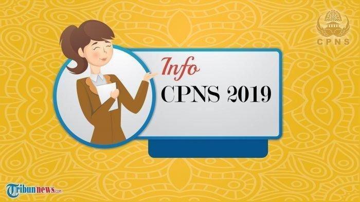 Jelang Penutupan CPNS 2019, 10 Formasi Berikut Masih Kosong Pelamar