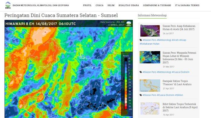 Waspadai Cuaca Ekstrim di Aceh Hingga Tiga Hari ke Depan, Ini Penyebabnya