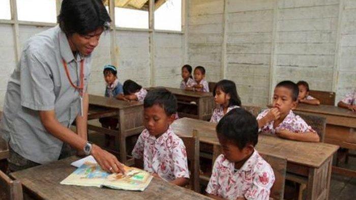 Miris! Kisah Guru Honorer Bergaji Rp 85.000 Sebulan di Pedalaman Flores NTT: Kami Mau Makan Apa?