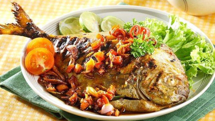 8 Resep Ikan Bakar, Enak Disantap Malam Tahun Baru 2021, Ada yang Oriental hingga Pakai Madu