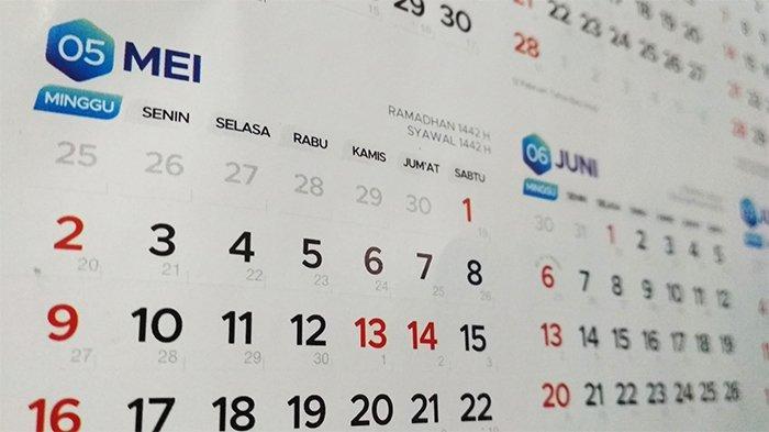 Libur Lebaran 2021:Ingat! Cuti Bersama Cuma 1 Hari, Ini Daftar Lengkap Hari Libur Nasional 2021
