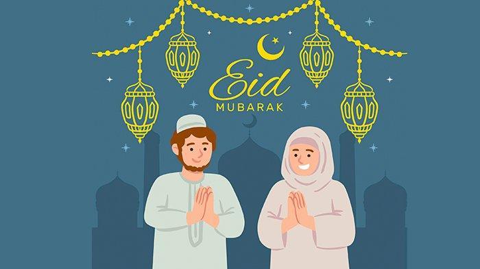 Ucapan Selamat Idul Fitri yang Benar, Minal Aidin wal Faizin atau Taqabbalallahu Minna Waminkum?