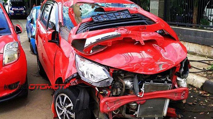 Ditabrak Mobil Anggota DPR, Tukang Ojek Terseret 25 Meter dan Tewas, Penyelidikan Terhalang UU MD3