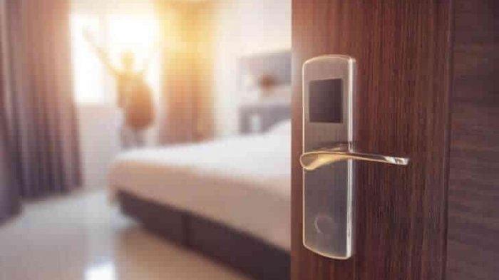Tak Tahan Sejuknya Kamar Ber-AC, Pencuri Tertidur Pulas Hingga Pagi, Ketahuan Saat Ngorok