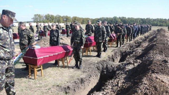 Perang Rusia dengan Ukraina Dimulai, Puluhan TentaraUkraina Tewas Ditembak Sniper Rusia