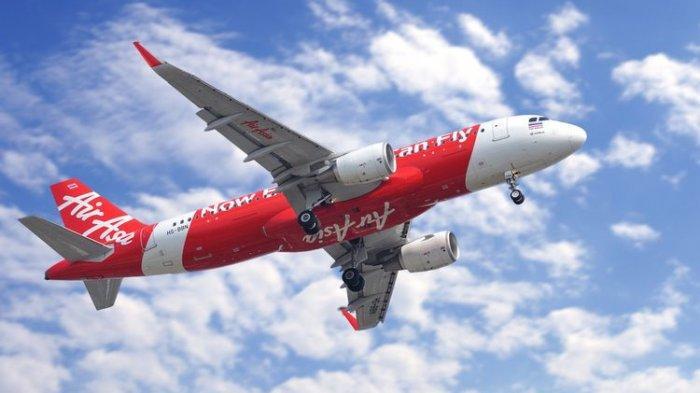 Warga Indonesia Dilarang Masuk Malaysia, Pesawat AirAsia Tetap Terbang Jakarta-Kuala Lumpur
