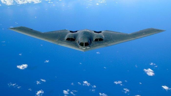 AS Siagakan Pesawat Pembom Nuklir ke Pulau Misterius di Samudra Hindia, Siap Perang dengan China