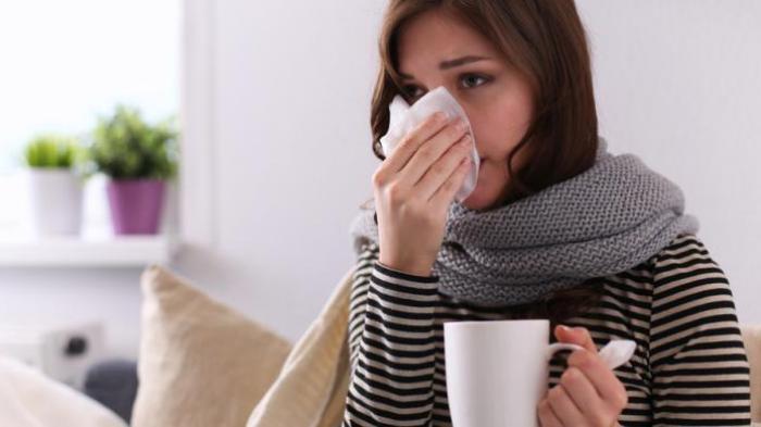 Pilek Disertai Sakit Kepala, Bisa Jadi Sinusitis, Begini Cara Bedakan dengan Pilek Biasa