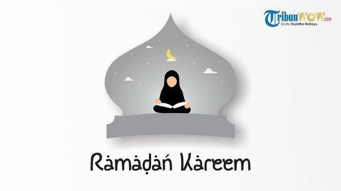 Tips Tetap Bugar Saat Puasa di Bulan Suci Ramadhan Meski di Tengah Pandemi Covid-19