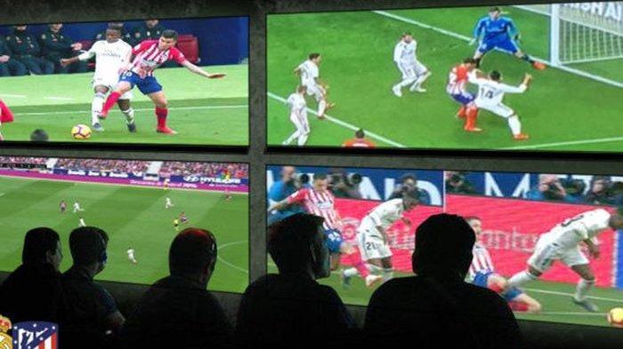 Real Madrid Kalahkan Atletico Madrid, Ini 6 keputusan Kontroversial Wasit