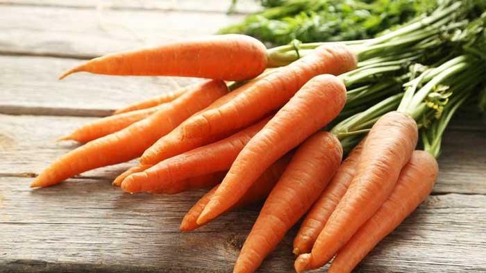 Simak, 9 Jenis Sayuran Penurun Kolesterol yang Bisa Dikonsumsi Rutin, Wortel hingga Lobak