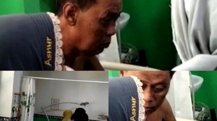 Imam Masjid Ditikam Tetangga, Anaknya yang Membela Ditebas Parang, Pelaku Diburu Polisi