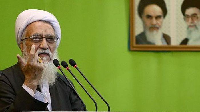 Serukan Serangan Mematikan ke Israel, Imam Teheran: Warna Air Teluk Persia Akan Menjadi Merah Darah!