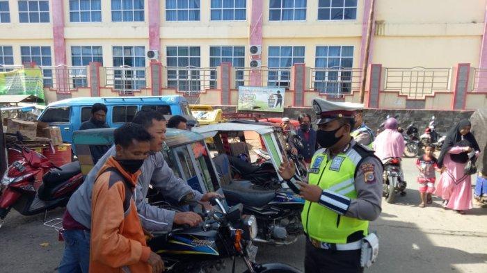 Mulai 2 Juni, Pengendara Motor Wajib Pakai Masker, Kalau tidak Ini Risikonya