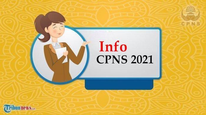 Jadwal Pendaftaran CPNS 2021 - Ini 8 Formasi CPNS 2021 untuk Lulusan SMA dan Persyaratannya