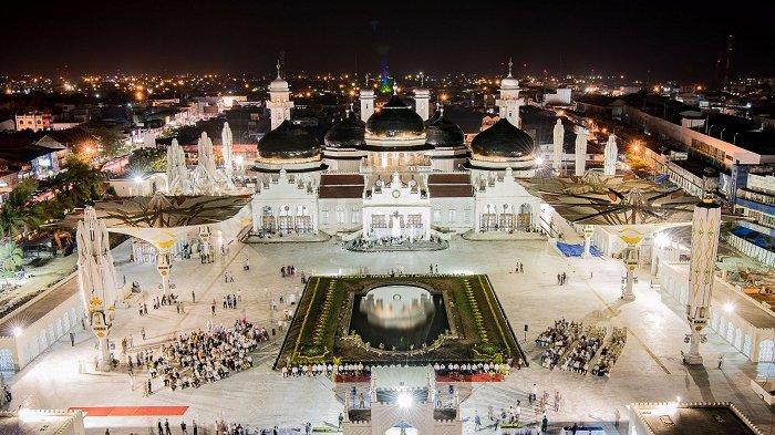 Kunjungan Ramadhan ke AD Pirous: Silaban, Gerrit Bruins, Ibrahim Hasan & Estetika Baiturrahman (IV)
