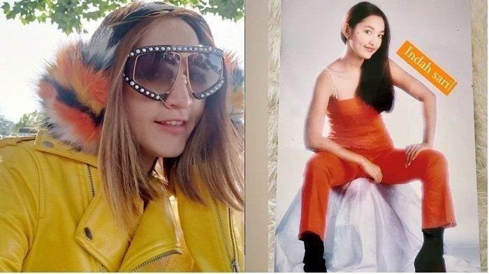 Sosok Indah Sari, Pedangdut Bergaya Sosialita Ngaku Pacar Saipul Jamil