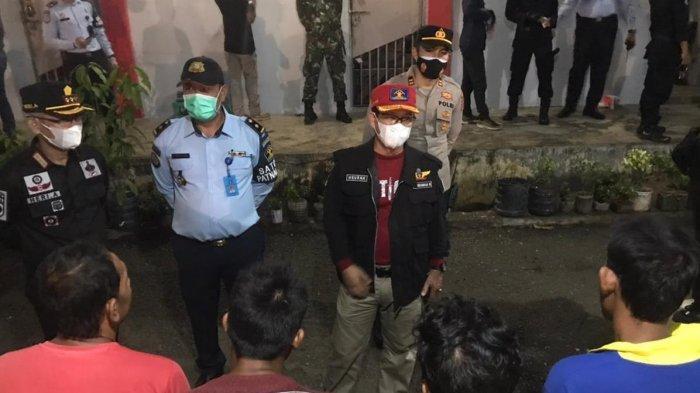 Sidak Lapas Banda Aceh di Lambaro, Petugas Sita Handphone hingga Cutter