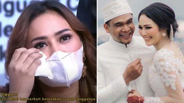 Intan Ratna Juwita Menangis Ingin Rujuk Meski Suami Sewa 11 Pengacara, Maell Lee Ngotot Cerai