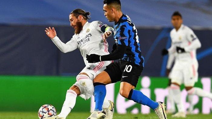 Link Live Streaming Liga Champions Inter Milan vs Real ...