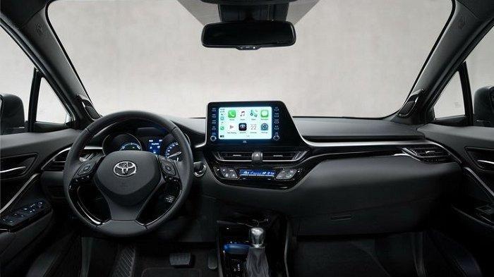 Interior C-HR Hybrid GR Sport