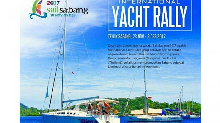 Catat! Ini Kalender Even Wisata Aceh Desember 2017