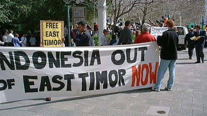 Kronologi RI Invasi ke Timor Leste, Rakyat Bumi Lorosae Serukan Merdeka Setelah Soeharto Digulingkan