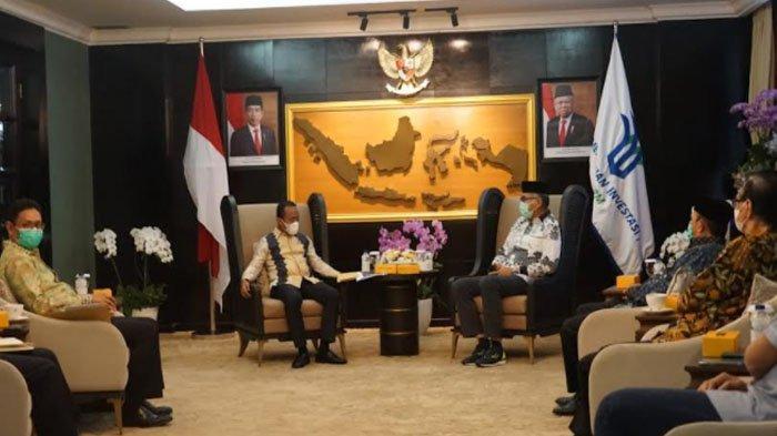 Gubernur Bahas Kelanjutan Investasi UAE di Aceh, Saat Bertemu Menteri Investasi dan Kepala BKPM