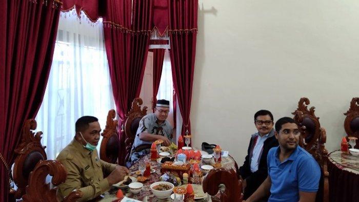 Tindak Lanjuti Investasi, Bupati Aceh Singkil Lakukan Kunjungan Kerja ke UEA
