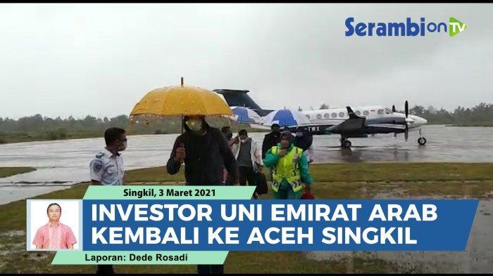 Kepercayaan Investor ke Aceh Kian Membaik