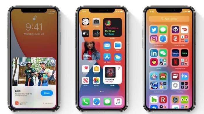 Apple Perkenalkan iOS 14, Ini Perubahannya, Daftar iPhone dan iPod yang Bisa Update