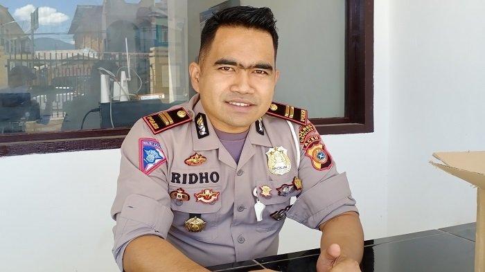Personel Polres Gayo Lues Jaga Tiga Persimpangan di Blangkejeren Selama Ramadhan