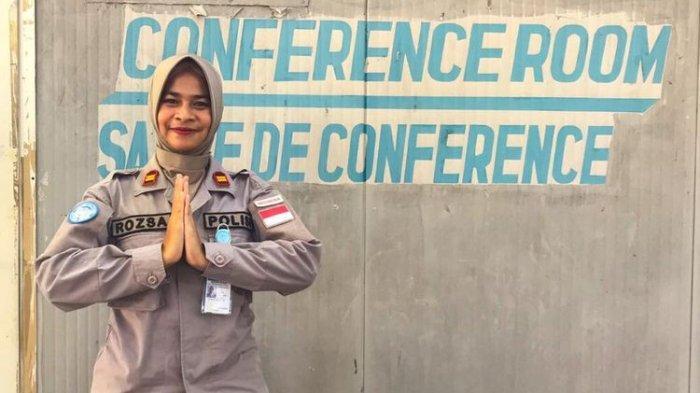Kisah Iptu Rozsa Rezky, Rindu Mendengar Suara Takbir di Tengah Misi Menjaga Perdamaian Dunia
