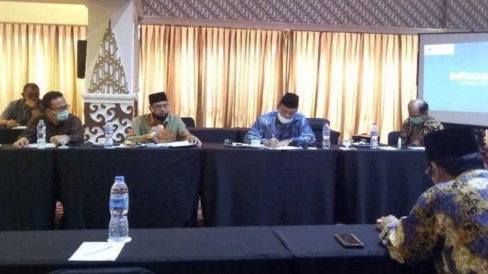 PKUB dan Kemenag Aceh Bahas Pentingnya Menjaga Kerukunan Umat Beragama