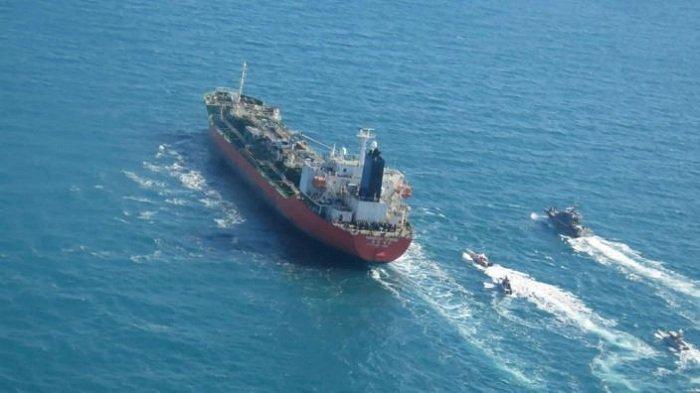Iran Serahkan Masalah Kapal Korea Selatan ke Pengadilan, Minta Aset Rp 99 Triliun Dicairkan
