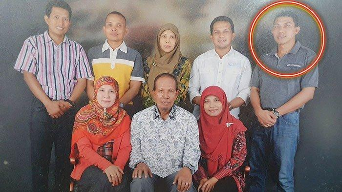 Irfan Suri, Putra Asli Aceh dalam KRI Nanggala, Bapak 3 Anak yang Dikenal Pendiam