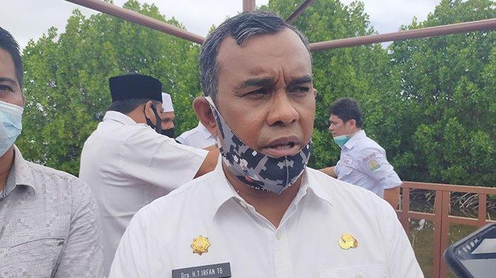 Dituduh tak Komitmen, Irfan TB Tegaskan Penentuan Kepala Dinas Hak Dirinya sebagai Bupati