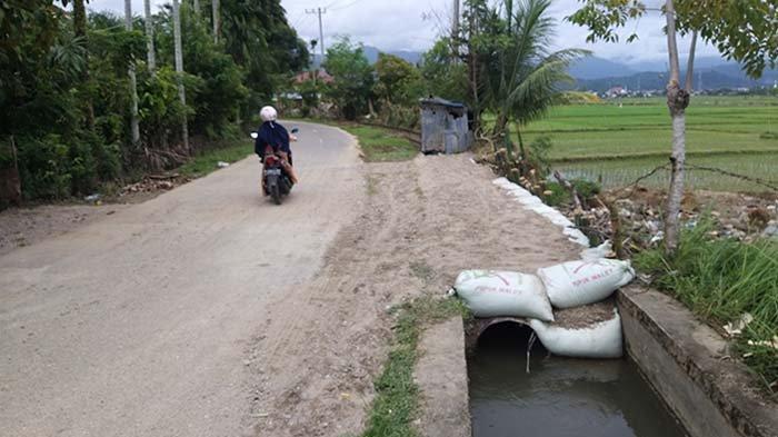 Kerusakan Irigasi di Susoh dan Blangpidie Abdya Mulai Ditangani Darurat, Ini Harapan Petani