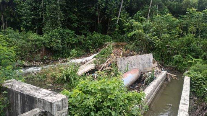 Petani di Pidie Sering Rebutan Air untuk Turun ke Sawah, Ekses Irigasi Rusak tak Kunjung Diperbaiki