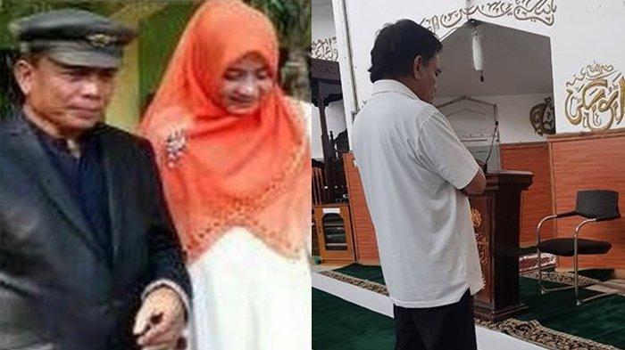 Hari Pertama Dihukum, Irwandi Shalat di Mushala Suka Miskin, Darwati: Tetap Tabah dan Tegar Kapten!