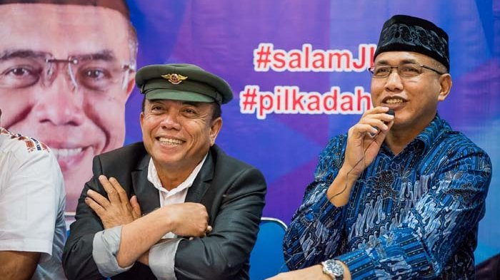 Nova: Kali Ini Gubernur dan Wagub Aceh Akur