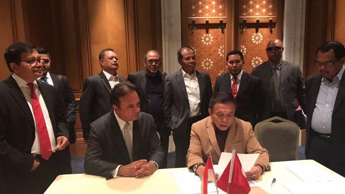 Dua Perusahaan Turki Teken MoU dengan Pemerintah Aceh