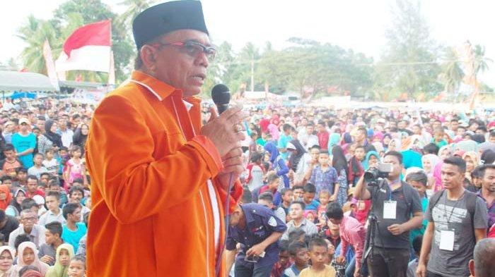 Irwandi Yusuf dan Misteri Surat dari Aceh