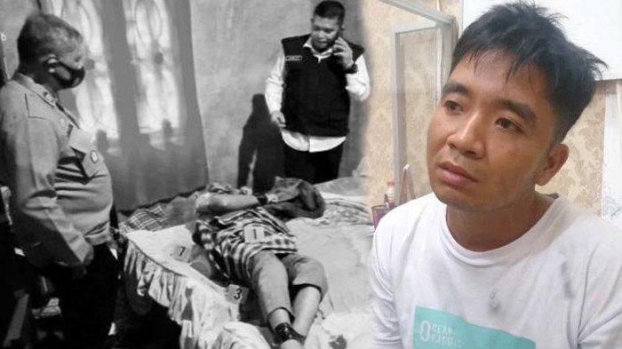 FAKTA Ayah Tewas Dibunuh Anak Semata Wayang di Asahan, Jasad Korban Terikat hingga Motif Pelaku