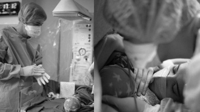 Merdunya Suara Irwansyah Lantunkan Azan saat Kelahiran Sang Anak, Dokter Tiwi: Hati Ikut Bergetar